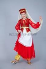 Татарский национальный костюм для девочки