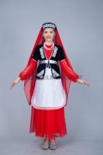 5298. Балкия. Татарский народный костюм.