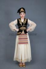 Татарский народный костюм Каиса (2)