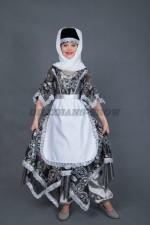 Татарский народный костюм Земфира