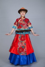 Монгольский народный костюм Гоёцецек