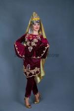 5501. Туркменский народный