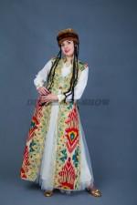 5506. Уйгурская красавица