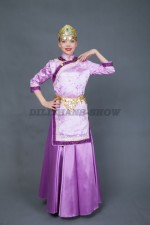 Монгольский народный костюм