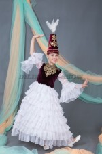 Казахский национальный для девочки