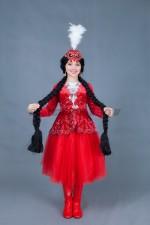 5646. Казахский национальный для девочки (2)