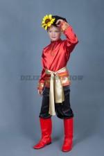 Русский костюм для мальчика. Косоворотка