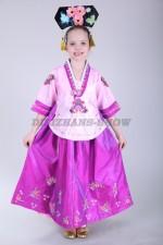 Корейский ханбок для девочки