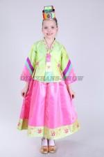 Корейский костюм для девочки