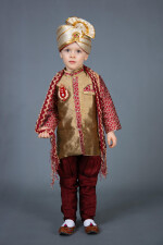 Индийский костюм для мальчика