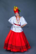 5375. Габриэла. Бразильский народный.