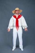 5462. Педро. Парагвайский традиционный.