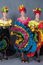 5694. Бразильские костюмы для групповой фотосессии