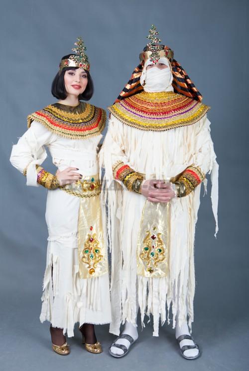 5861. Мумии. Парные костюмы.