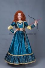 5655. Мерида. Диснеевская принцесса. Храброе сердце.