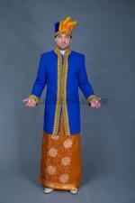 5412. Индонезийский мужской