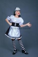 Еврейский народный костюм для девочки