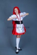 Еврейский народный костюм для девочки Шейна