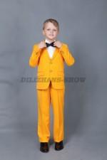 5688. Яркий стиляжный костюм